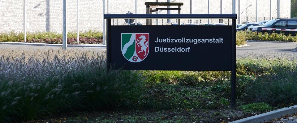 Justizvollzugsanstalt Düsseldorf Bewerbungsunterlagen